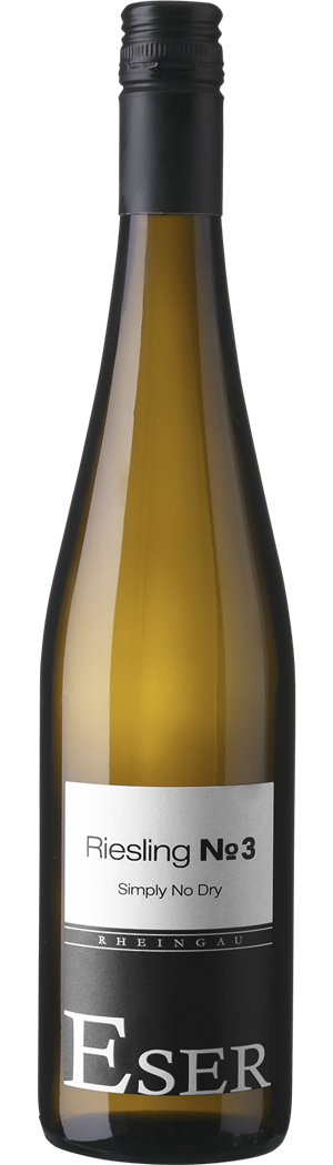 Eser Riesling No. 3 - Simply Fruity 2019